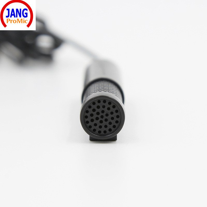 Pro Lapel Straight Condenser Microphone USB Sing Microfone for Computer PC Laptop Recording