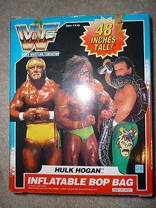 Hasbro WWF Hulk Hogan 48