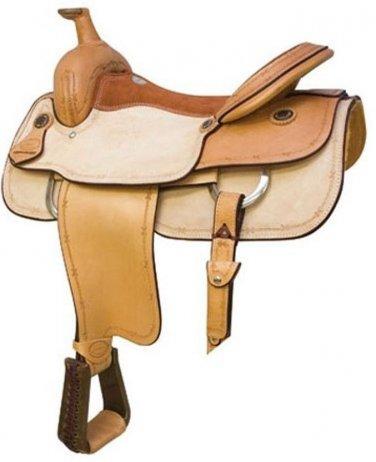 "Billy Cook 16"" Maverick Roping Saddle"