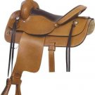 Billy Cook Texas Trail Rider Saddle 16""