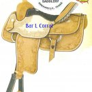 "Billy Cook Sweetwater Roping Saddle 17"" Clearance $"