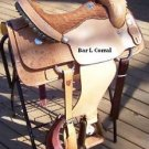 Billy Cook Roping Roper Saddle  16""