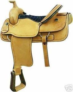 """Billy Cook 16"""" Bozeman Roping Saddle"""