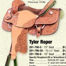 Tyler Roping Saddle 16""