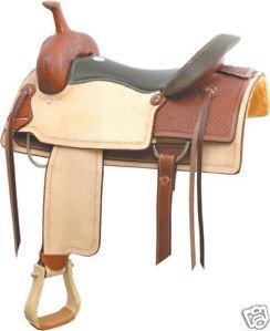 "Billy Cook 16"" Rita Blanca Cutting Saddle Clearance $"