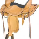 "Billy Cook 16"" Dumas Rancher Saddle"