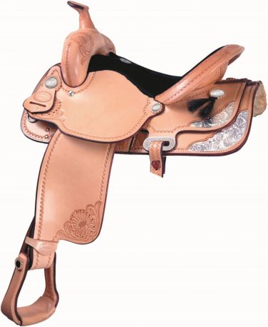 "Billy Cook Pleasure Show Saddle 16"" Clearance"
