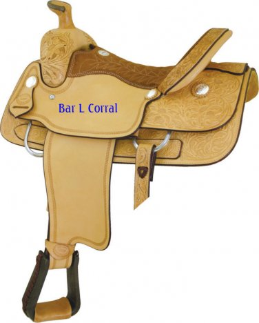 """Billy Cook Lubbock Roping Saddle 15.5"""" or 16"""" Clearance $"""