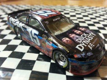 2013 CLINT BOWYER #15 DUCK DYNASTY 1/64 SCALE NASCAR CUSTOM DIECAST