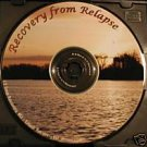 Overeaters Anonymous Speaker CD - Recovery from Relapse