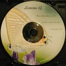 "Larcine G. ""like a rhinoceros in the living room"" Al-anon Speaker CD alanon talk"