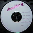 AA Alcoholics Anonymous 12 Step Speaker CD - Jennifer H