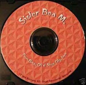 AA - Alcoholics Anonymous 12 Step Speaker CD - Bea M.