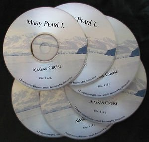 12 Step Recovery Al-Anon Speaker CDs - Mary Pearl T