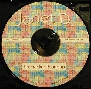 """Janet D. """"Firecracker Roundup"""" 2007 Al-anon Speaker CD alanon talk"""