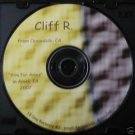 Alcoholics Anonymous talks CD service is peace Cliff R