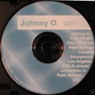 Johnny O. Narcotics Anonymous Cocaine recovery talk speaker CD - NA CA AA