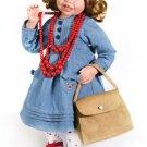 Gramma Says I'm Prettiest Collectible Lifelike Little Girl Doll