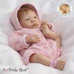 Linda Webb Hailey 100% Silicone Limbed Doll