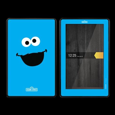 Sesame Street Cookie Monster Decal Set