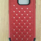 Samsung S6 Bling Case (Red)
