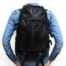 Brand New Leather Back Pack Mens Unisex Pure Leather Bag Pack Shoulder Satchel