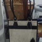 Genuine Cowhide Leather Shoulder Bag Real Cow Hide Ladies Purses and Tote Bags