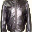 Lederjacke für Männer Soft Lamb Skin Bomber Jacket