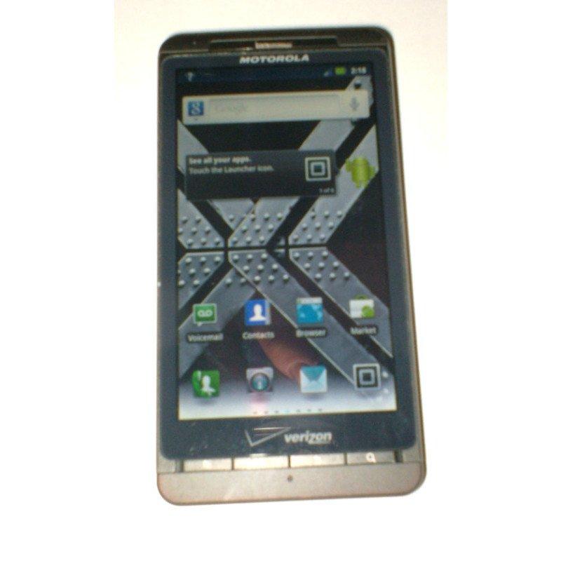Motorola DROID X2 - Black (Verizon) SmartPhone with USB cable