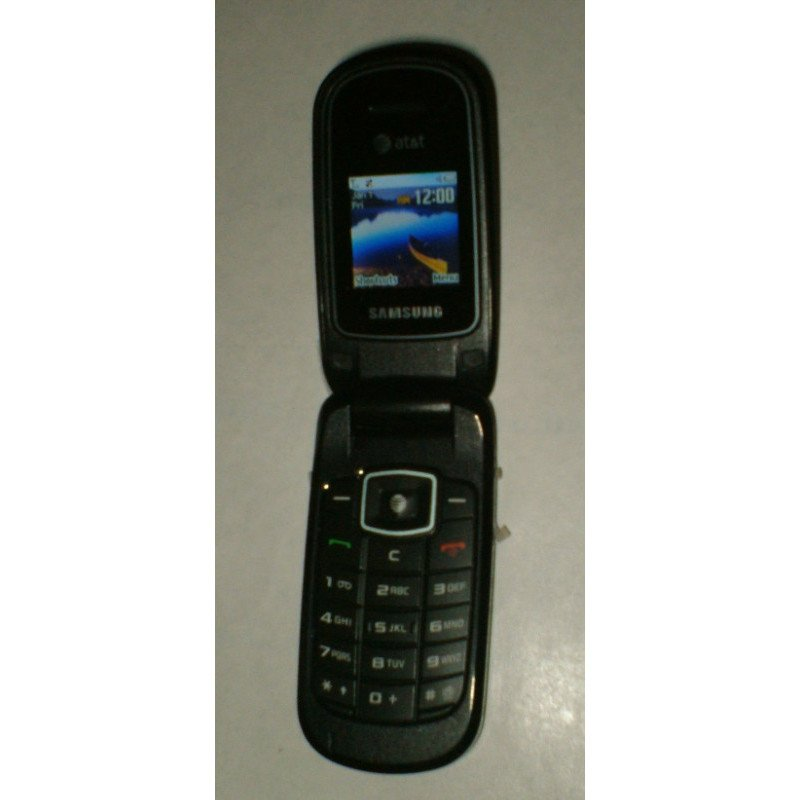Samsung SGH A107 (AT&T) GSM Cellular Phone with charger