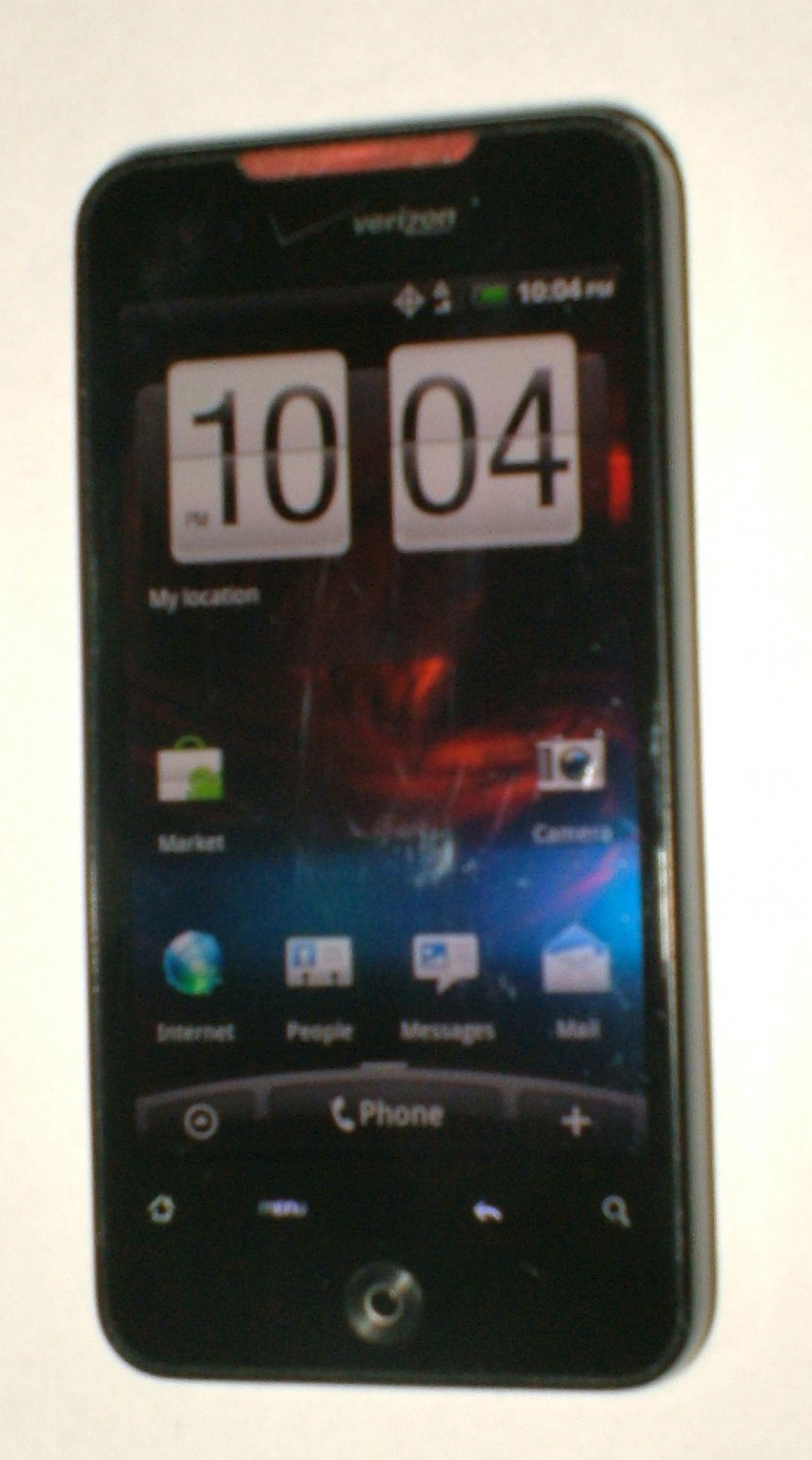 HTC Droid Incredible - ADR6300 (Verizon) Smartphone with USB cable