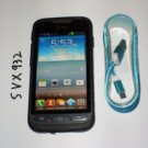 Samsung Galaxy Rugby Pro SGH-I547 (AT&T) Smartphone with USB cable