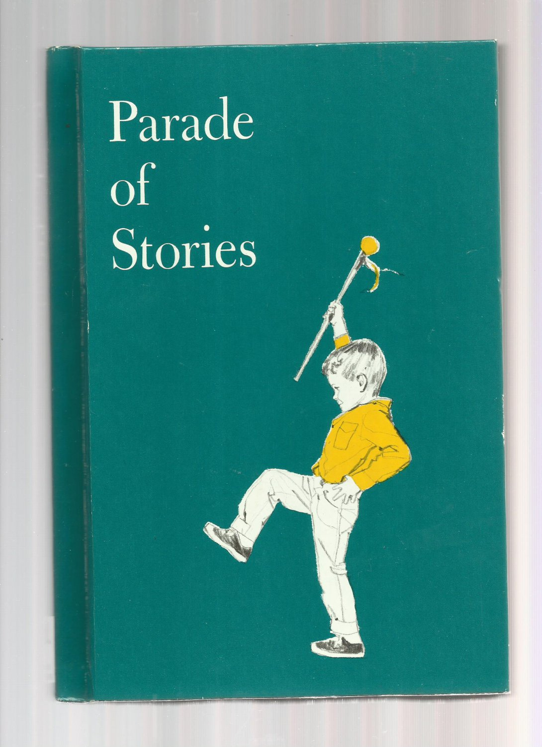 Vintage Science Children's Book - PARADE OF STORIES 1973