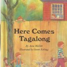 Vintage Children's Parents Magazine Book - HERE COMES TAGALONG 1971