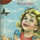 Vintage Children's Book - THE RED BALLOON 1967