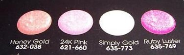 AVON Glazewear Lip Gloss 24KT Pink Sealed
