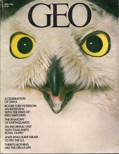 GEO Magazine April 1982