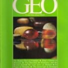 GEO Magazine July 1980