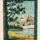 Teton Mountains Quilt Pattern with Fabric included
