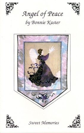 Angel of Peace Wall Hanging Pattern by Bonnie Kaster