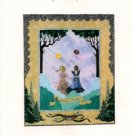 Forever Friends Wall Hanging Pattern by Bonnie Kaster