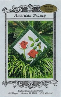 American Beauty Quilting Pattern by England Design Studios