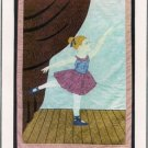 Ballerina Applique Quilt Pattern by TMAC Designs, Inc