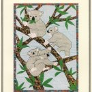 Climbling Koalas Applique Wall Hanging by TMAC Designs, Inc