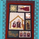 Nativity Sampler Quilt Pattern by Cottonwood Junction