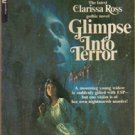 Glimpse into Terror a Gothic Novel by Clarissa Ross
