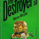 The Destroyer #58 Total Recall by Warrren Murphy