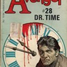 The Avenger #28 Dr. Time by Kenneth Robeson