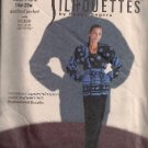 Silhouettes #1850 Quilted Jacket for Sizes 4-18 and 14w-28w