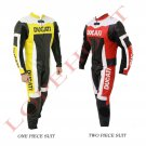 Ducati Motorcycle Leather Racing Suit